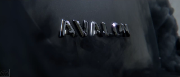 Toyota Avalon: Formula