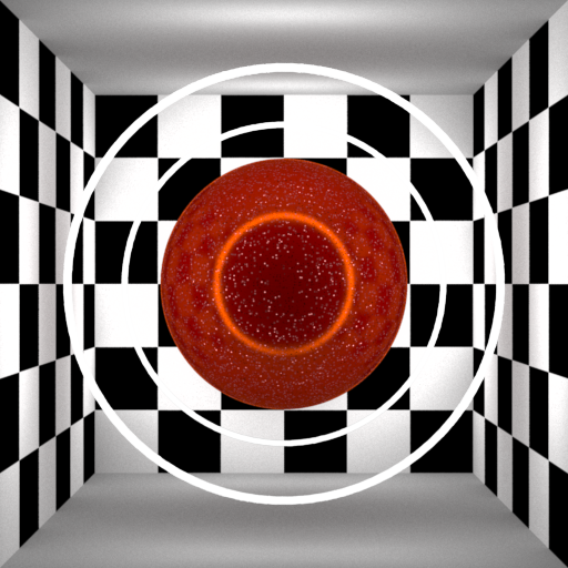 Reflective Paint (tweaked)