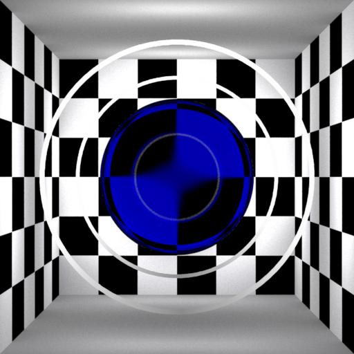 Transmissive Distance (tinted blue)